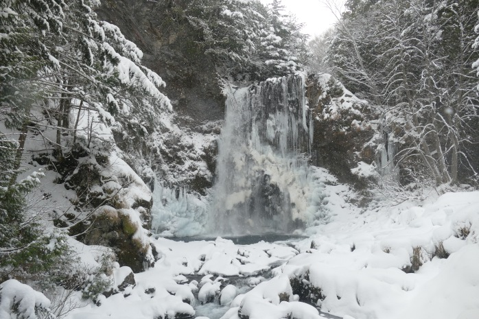 Zenoro falls